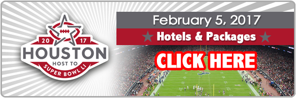 hotels for SuperBowl LI